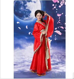 唐朝古代宫廷贵妃装太平公主古装民族女士古装舞台戏服演出服装