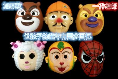 动物面具-儿童图片