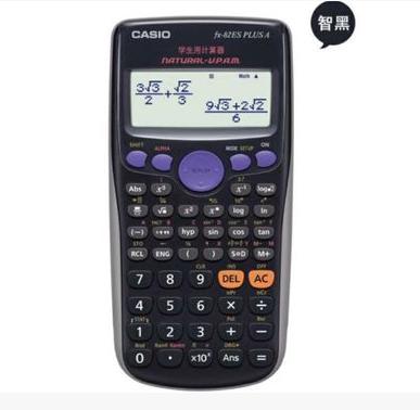 高中卡西欧计算器fx-82esplus小说青春型正品高中生用函数科学初中图片