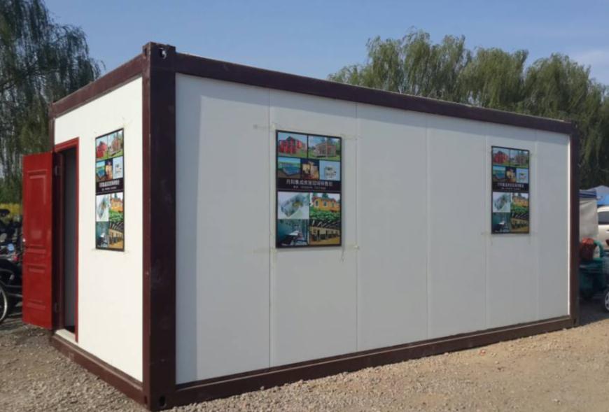 轻钢别墅 集装箱式住宅 定型集成房屋 厂家直销风格自定 优质设计