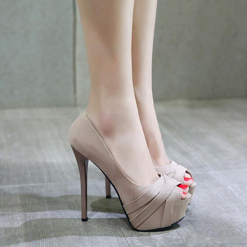 Купить из Китая Супер туфли на каблуках через интернет магазин internetvitrina.ru - посредник таобао на русском языке
