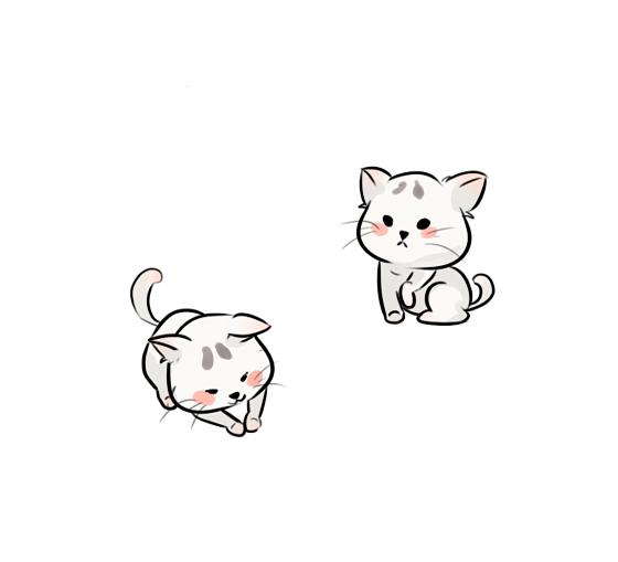 小头像可爱漫画卡通宠物形象设计手绘人照片设计动漫