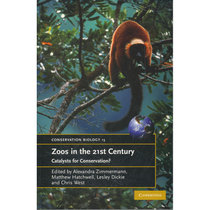 Zoos in the 21st Century(ISBN=9780521618588)