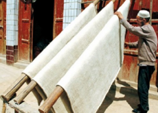 Dongxiang pure wool felt