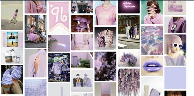 国外服装设计灵感素材网站街拍配饰时装大片色系灵感网站精华合集