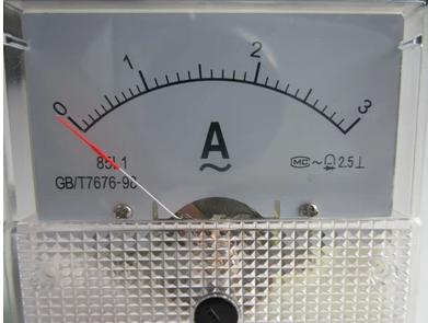 指针式电流表电压表 电流互感器交流机械表头