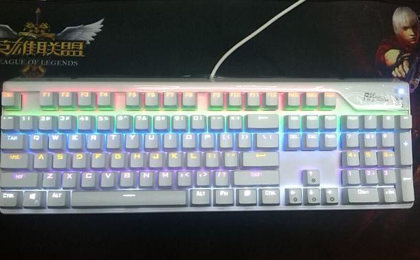 【白轴机械键盘】_推荐