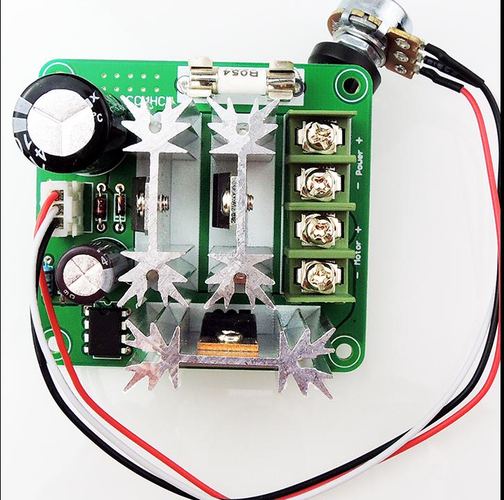 直流电机控制器 无极调速