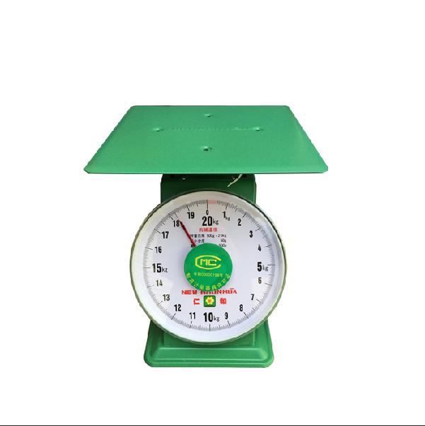 弹簧秤100公斤仁和称150公斤30公斤平台秤20k度盘秤圆盘秤