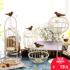 Подсвечник Up old things Birdcage