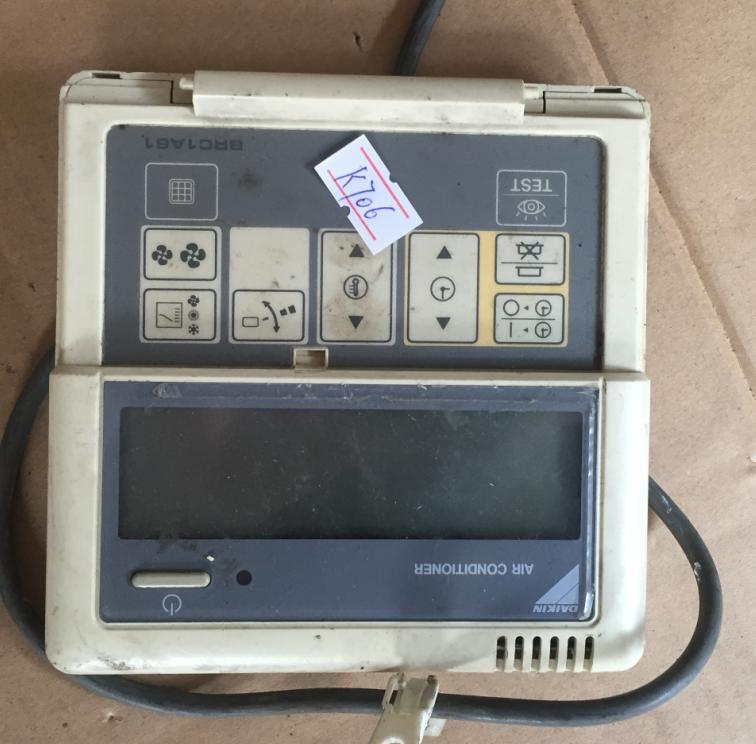 大金中央空调线控器 控制面板显示板