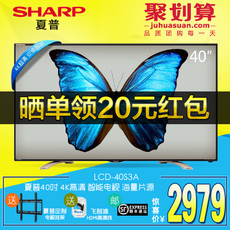 LED-телевизор Sharp LCD-40S3A 40 4K LED