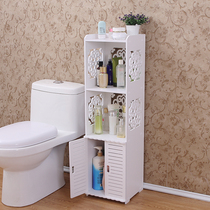 Toilet new waterproof Storage Cabinets floor-to-ceiling shelves vanity Storage Cabinet bathroom toilet Toilet corner cabinets