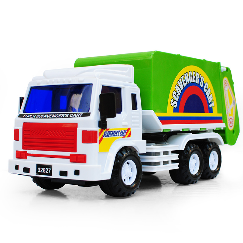 Large Toy Trucks For Boys : Usd large vehicle dump truck fire
