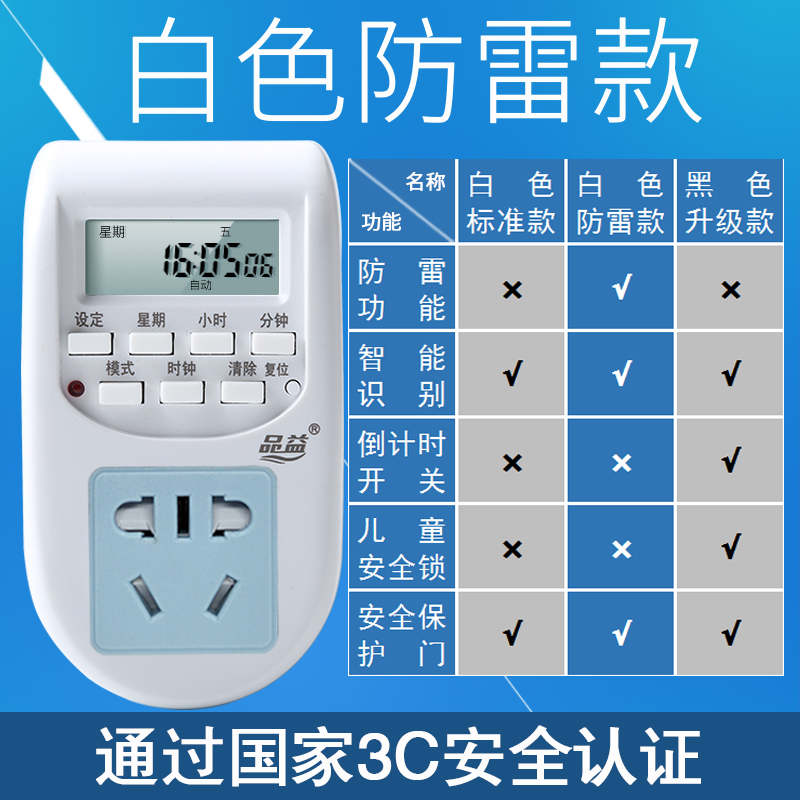 Electric Kitchen Appliance Crossword Clue ~ Usd products puzzle can timer switch socket